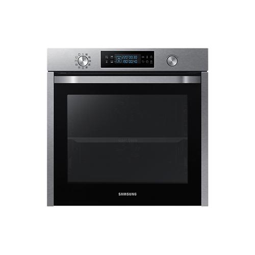 Horno Electrico Empotrable Samsung 75 Lts Dual Cook Acero (Nv75k5541rs)
