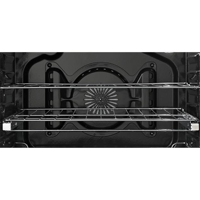 Cocina Whirlpool 60cm Acero (WF360XG)